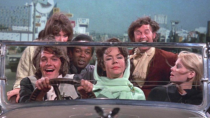 КУЛЬТ ПРОКЛЯТЫХ (1969)