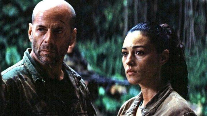 Слезы солнца (2003) боевик, триллер, драма, военный