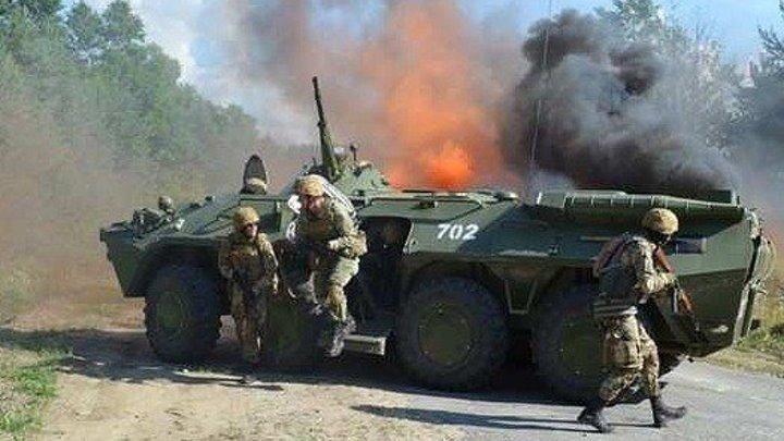 Простая история. 2016. Военный, Боевик (Россия)