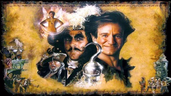 Капитан Крюк_(1991)