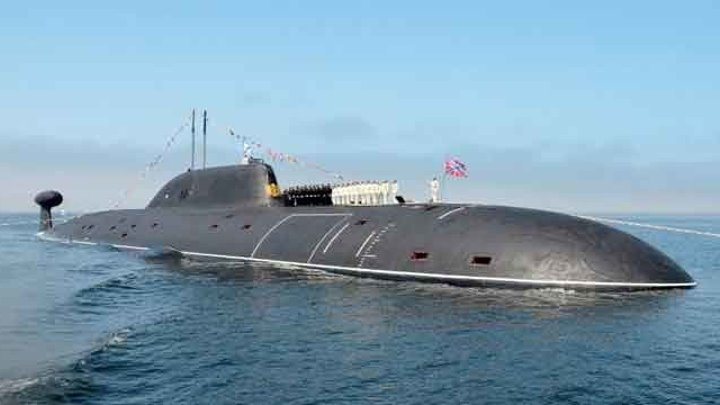 Российские подводные лодки пятого поколения получат глушители