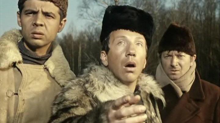 Джентльмены удачи (1971) 1080p Детектив, Драма, Комедия, Криминал,