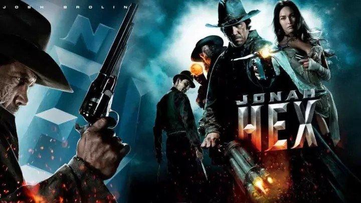 Джона Xекc (2010) фэнтези, боевик, триллер, драма, Вестерн