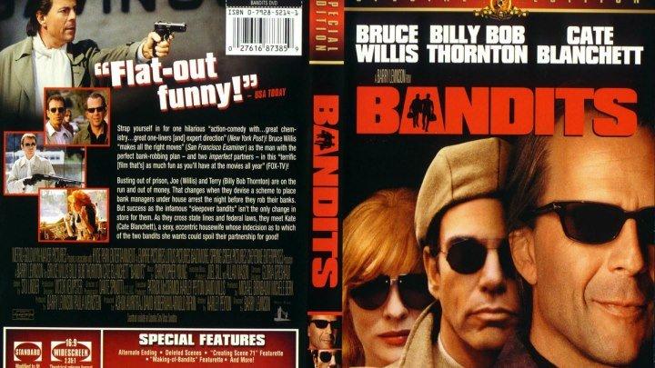 Бандиты HD(2001) 1O8Op.Комедия,Драма