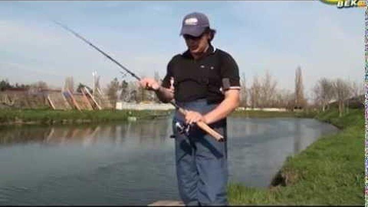 Рыболов - эксперт. С воблером и силиконом за форелью.