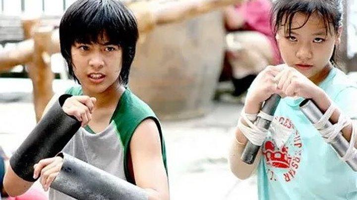Могучие детишки (2009) боевик, комедия