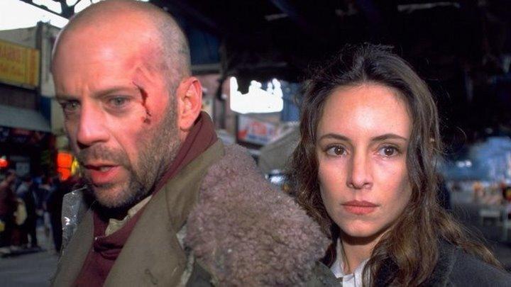 """Фильм """" 12 обезьян """" драма, триллер, фантастика 1995"""