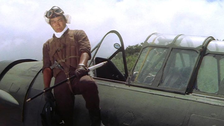 Истребитель ЧЁРНОЕ ОБЛАКО (1962)