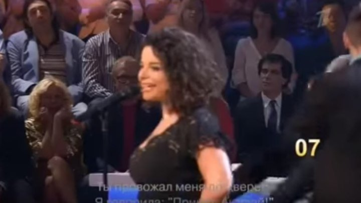 Наташа Королева - Привет Андрей