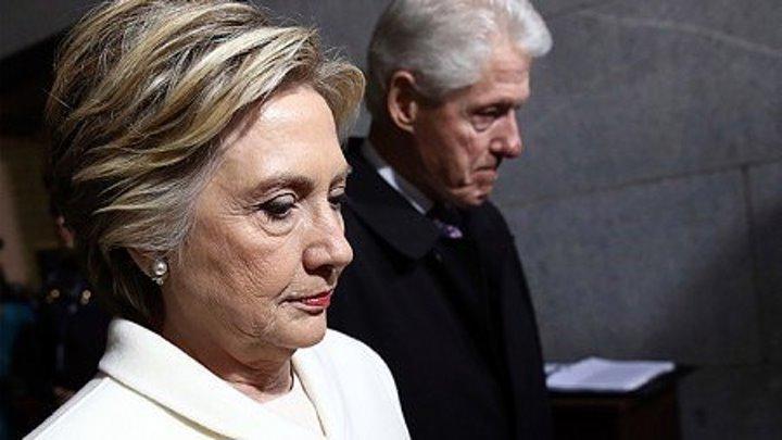 Код доступа. Билл и Хиллари Клинтон-ничего личного-только бизнес. 2018. DOK-FILM.NET