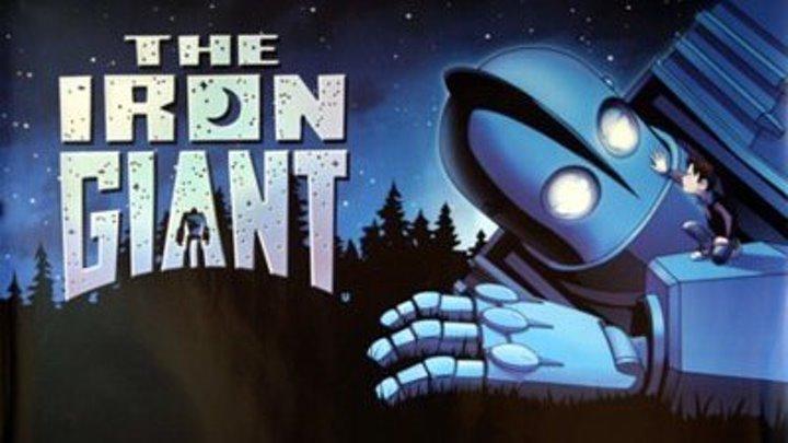 Стальной гигант (1999) мультфильм HD