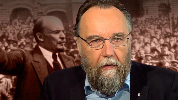 7 ноября День большевицкого октябрьского переворота. Философ Дугин.