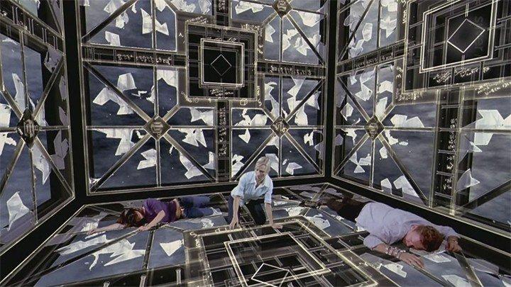 Куб 1997 Фантастика, триллер, детектив