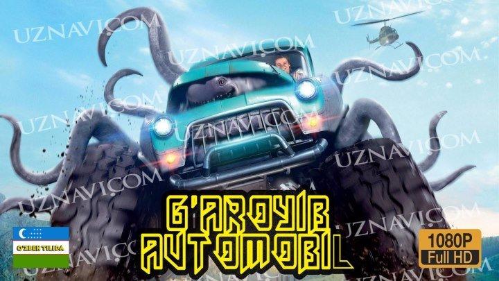 G'aroyib avtomobil HD(O'zbek tilida) 2017