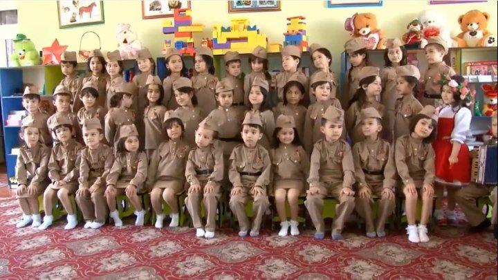 `СМУГЛЯНКА` - Таджикские детишки из детского сада просто `взорвали`интерне