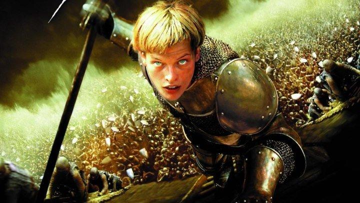Жанна д'Арк HD(драма, военный фильм)1999 (16+)
