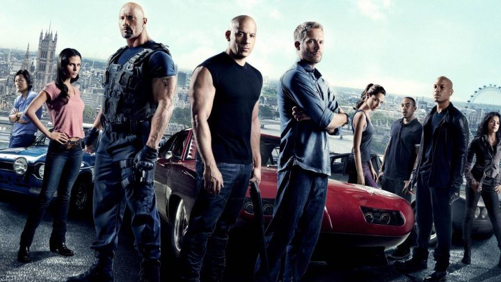 Форсаж 6 (2013) Furious 6