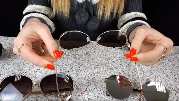 Какие выбрать очки от солнца к сезону? Смотрите обзор топовых моделей очков