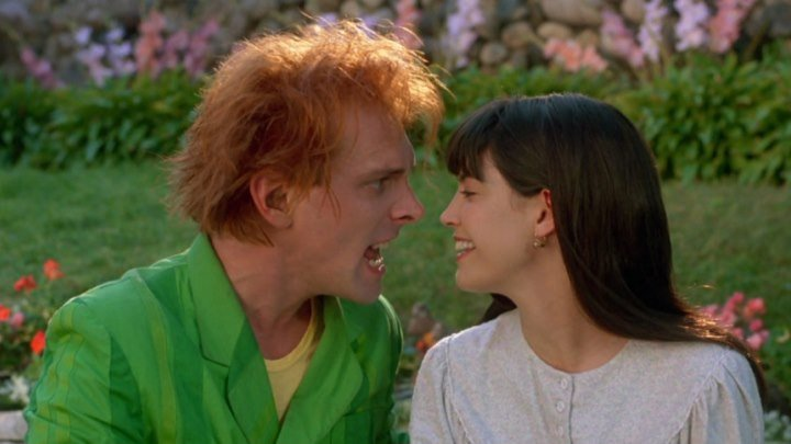 Вредный Фред / Drop Dead Fred (1991) BDRip | 720p (16+)