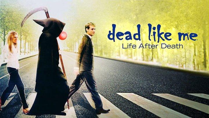 Мёртвые как я\\Жизнь после смерти HD(2009) 1080р.Фэнтези,Комедия