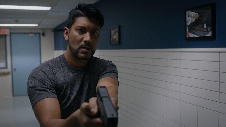 Спецназ: В осаде (2017). Боевик, Триллер, Криминал