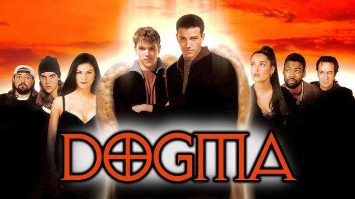 Догма (1999) фэнтези HD