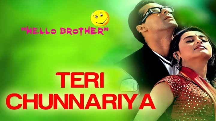 Teri Chunariya Dil Le Gayi - Hello Brother (1999) Full Video Song HD
