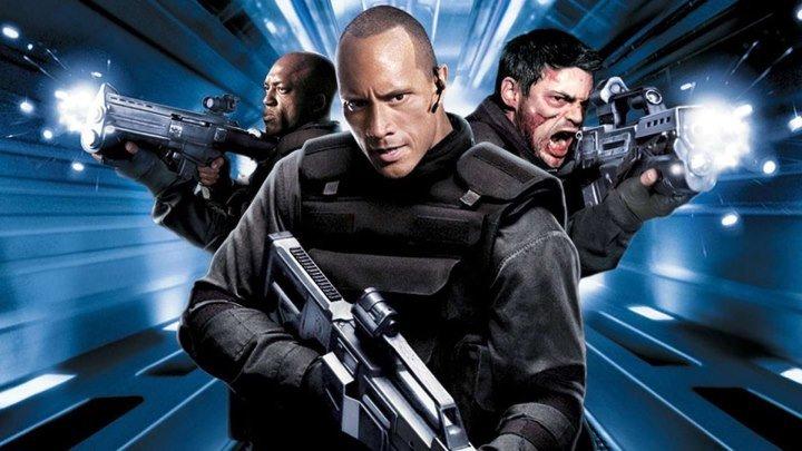 Дум HD(2005) 1080р.Ужасы,Фантастика,Боевик,Триллер