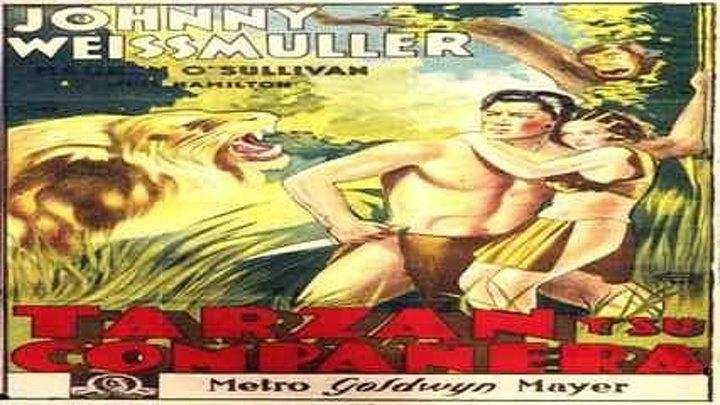 Tarzán y su compañera (1934) 3