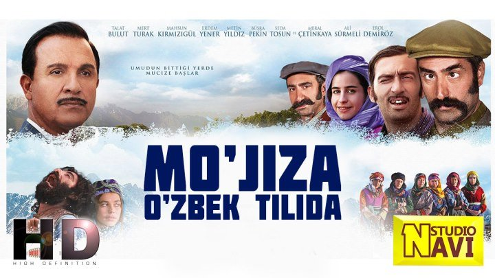 Mo'jiza / Мужиза (turk kino uzbek tilida) HD
