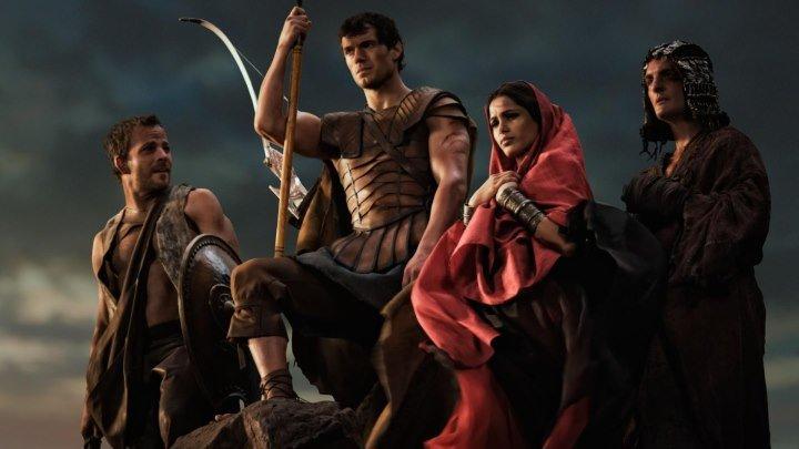 Война богов: Бессмертные (2011) фэнтези, боевик, драма, мелодрама ЗЕРКАЛО