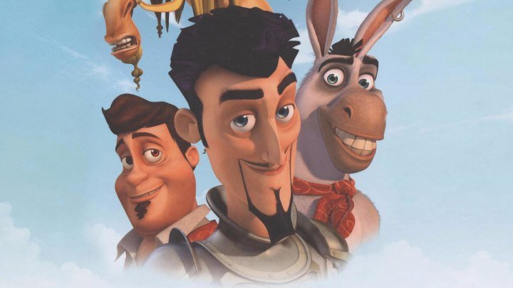Дон Кихот (2007, мультфильм, HD)