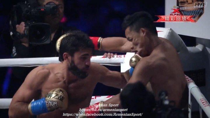 Марат Григорян vs Супербон Банчамек 1080p
