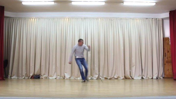 Танцор диско, прикол)))