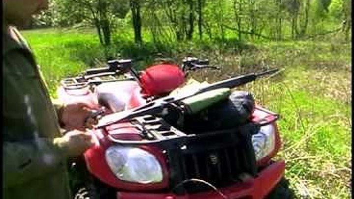 Самозарядный малокалиберный (22LR) карабин МР-161к. Стрельбы на 50 метров.