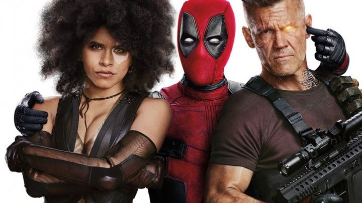 Дэдпул 2 | Deadpool 2 (2018) трейлер 2