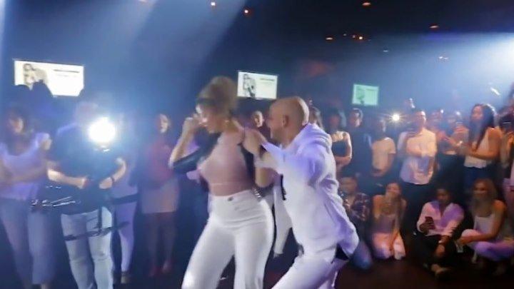 `БУЙ-БУЙ` - Самая красивая танцевальная пара Ataca & La Aleman