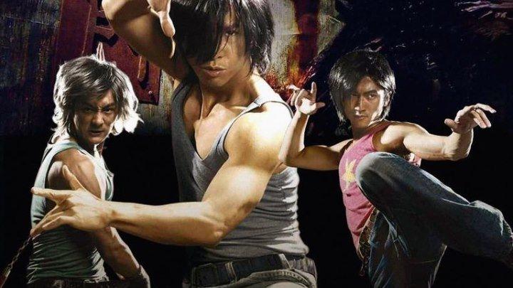 Врата дракона и тигра (2006).HD(боевик, драма)