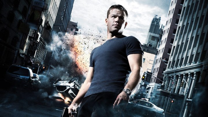 Ультиматум Борна HD(боевик, триллер, детектив)2007