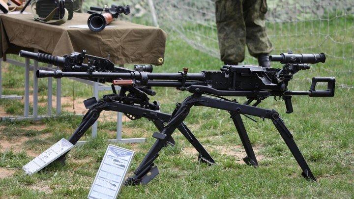 пулемет HCB Утес
