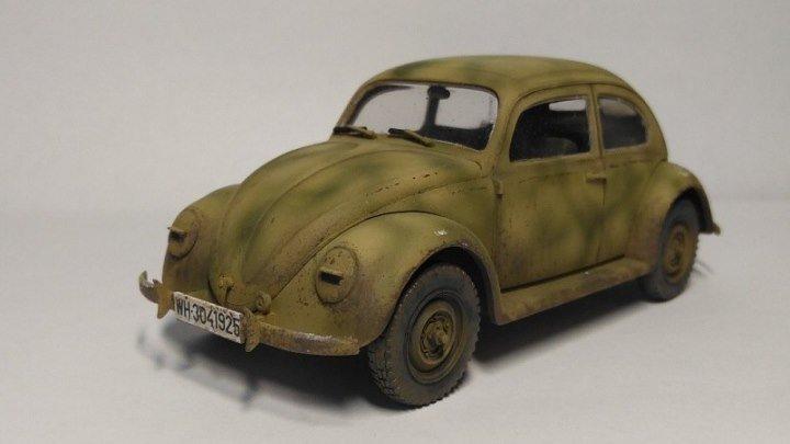 """Volkswagen """"Жук"""""""