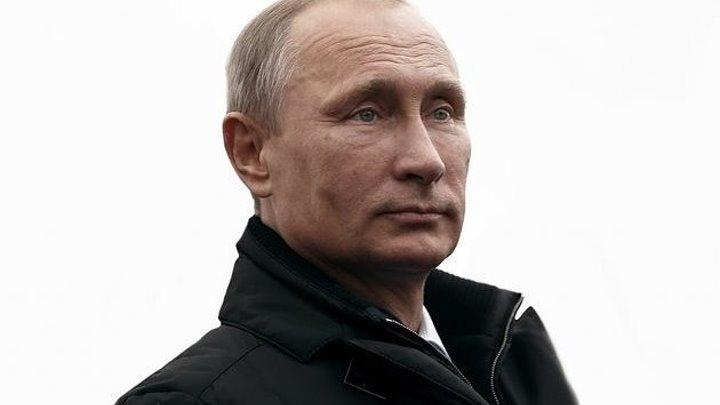 ⚡⚡⚡ Владимир Путин поет гимн России