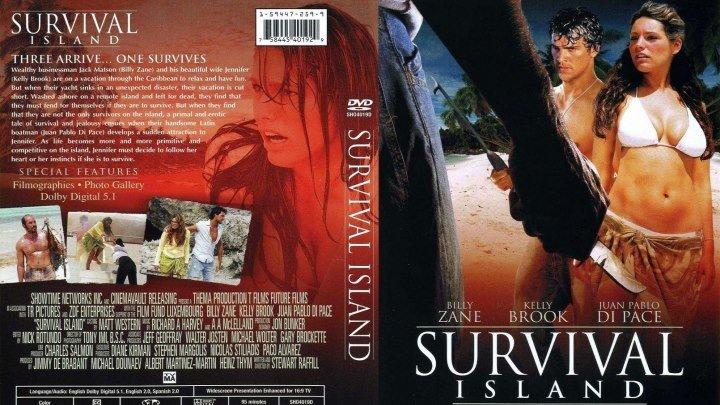 Остров Выживания\\Секс ради выживания HD(2005) 1080p.Триллер,Драма,Приключения