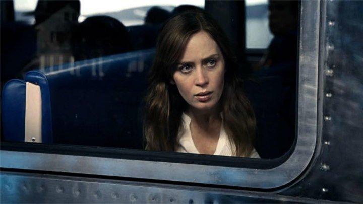Девушка в поезде (2О16) Криминальный триллер, драма, детектив