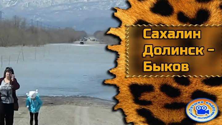 Сахалин Долинск-Быков #ЛучшиеВидео