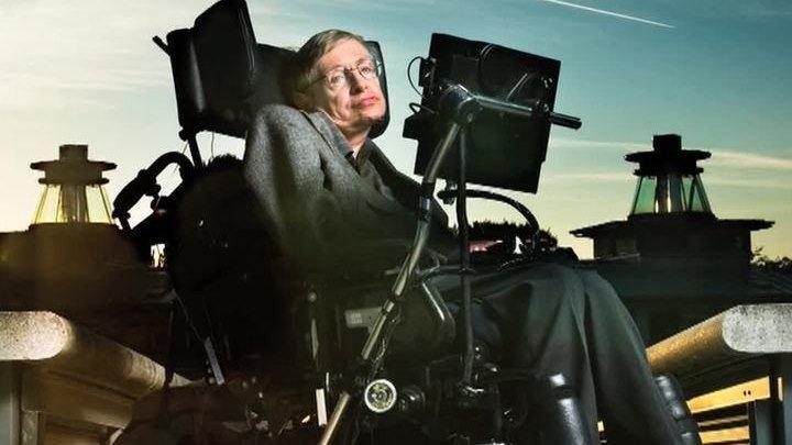 Скончался знаменитый британский астрофизик Стивен Хокинг