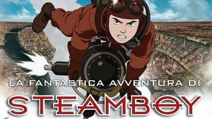 Стимбой (2004) аниме HD