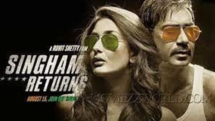 Сингам - 2 / Возвращение Сингама (2014) Страна: Индия