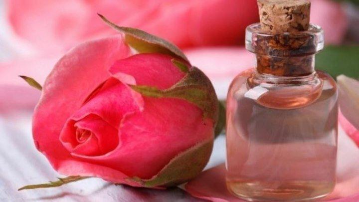 РОЗОВАЯ ВОДА ДЛЯ КОЖИ ЛИЦА (настой из лепестков роз своими руками)