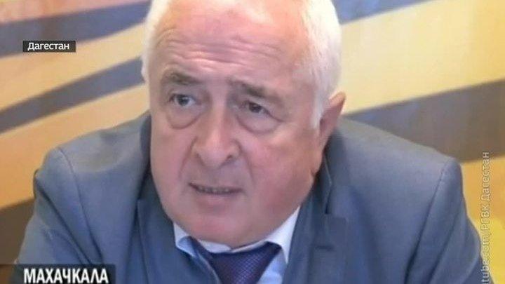 В Дагестане проведены обыски в кабинете и особняке врио министра строительства и ЖКХ региона